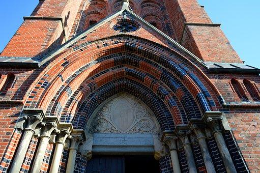 Sankt-johannis-church, Meldorfer Dom, Architecture