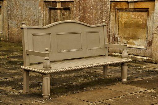 Seat, Bench, Rest, Relaxing, Landscape, Park Bench