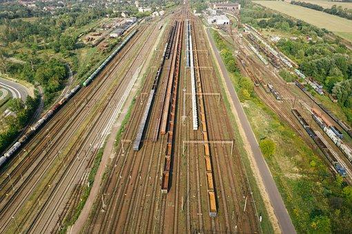 Train, Trains, Railway, Transport, Transportation