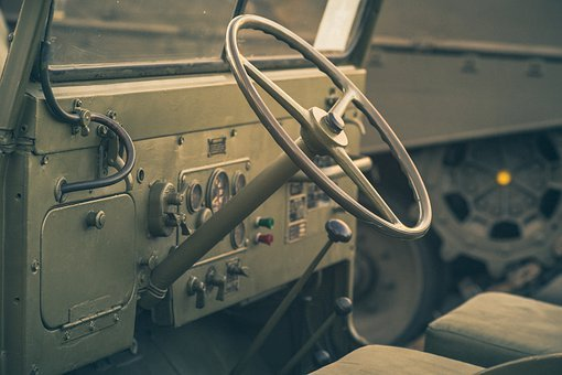 Second World War, War, Jeep, Liberation, Liberation Day