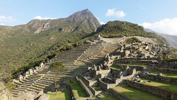 Peru, Cusco, Machu Picchu, Ancient, Citadel