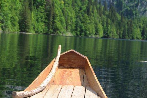 Boat, Raft, Water, Adventure, River, Sport, Nature