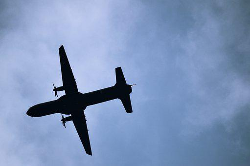 Plane, Aircraft, Machine, Cloud, Team, Army, Pilot, Sky