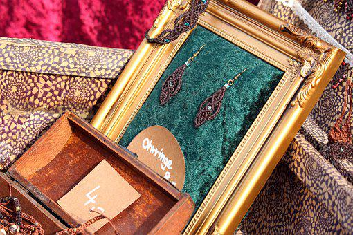 Jewellery, Craft, Design, Decorative, Decor, Art, Beads