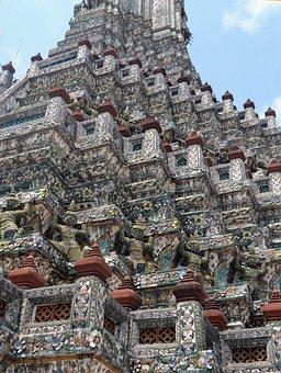 Temple, Religion, Culture, Asia, Trip, Buddhism