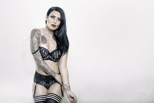 Model, Lingerie, Sexy, Girl, Female, Underwear