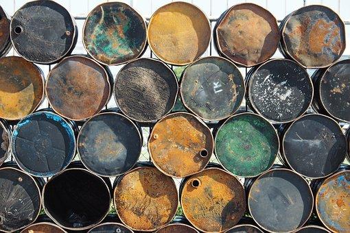 Oil Tank, Fuel Tank, Tank, Oil, Fuel, Petroleum, Metal