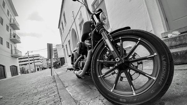 Motorcycle, Bike, Motorbike, Vehicle, Adventure