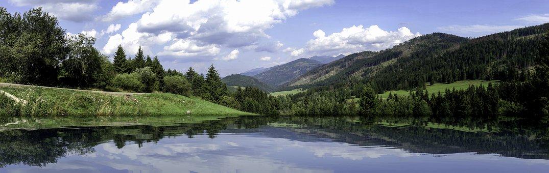 Mountains, Lake, Reflection, Water, Nature, Landscape