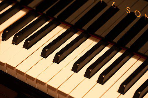 Piano, Pianist, Music, Musical Instruments, Keyboard