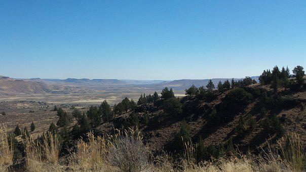 Eastern Oregon, Road Trip, High Desert, Oregon