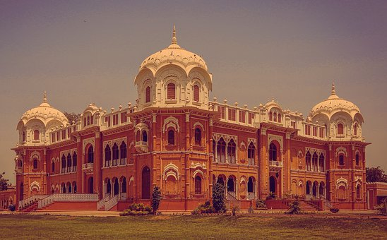 Bahawalpur, Pakistan, Punjab, Asia, Architecture, Old