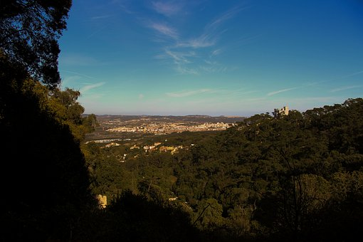 Travel, Sintra, History, Famous, Architecture, Park
