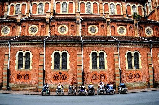 Cycl, Vietnam, Saigon, Travel, Street, Vietnamese, Asia