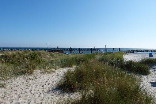 Baltic Sea, Beach, Sea, Vacations, Coast, Water