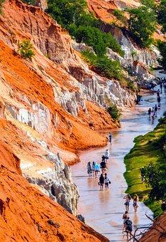 Mũi Né, Muine, Vietnam, Peace, Summer, Binhthuan