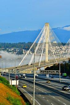 Suspension Bridge, White Bridge, Landscape