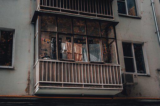 Street, Window, Reflection, Building, City, Light