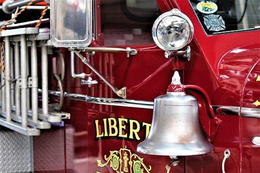 Fire, Bell, Shiny, Historically, Alarm, Fire Alarm