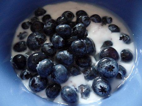 Blueberries, Healthy, Fruit, Berries, Food, Nutrition