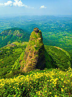 Prabalgad Trek, Nature, Shivaji Maharaj, Peak Point