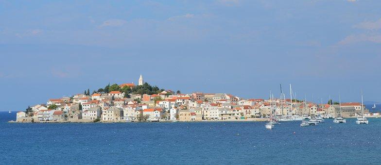 Nature, Old Town, Primosten, Croatia, Dalmatia, Natural