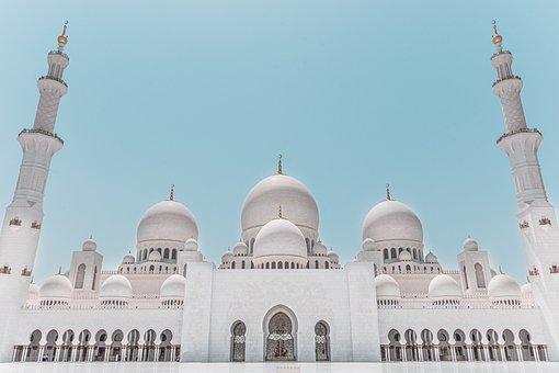 Abu Dhabi, Sheikh Zayed Mosque, Mosque, Religion