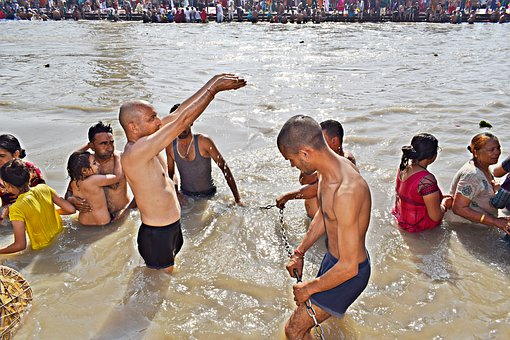 Ganges, Sacred, River, Haridwar, India, Hindu, Travel