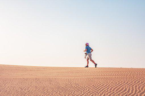 Desert Run, Sports, Uae, Gym, Guy, Sport, Gulf, Show