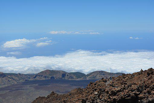 Teide, Tenerife, Canary Islands, Spain, Nature, Volcano