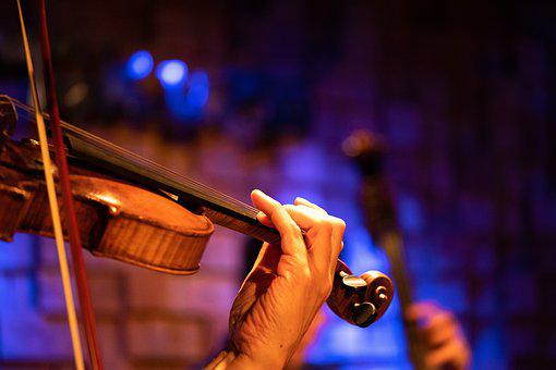 Violin, Music, Musical Instruments, Classic