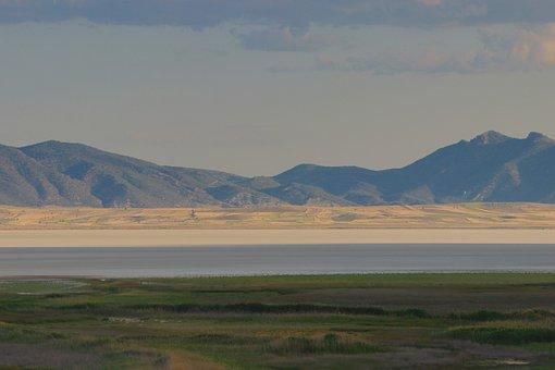 Mountain, Lake, Landscape, Water, Nature, Mountains
