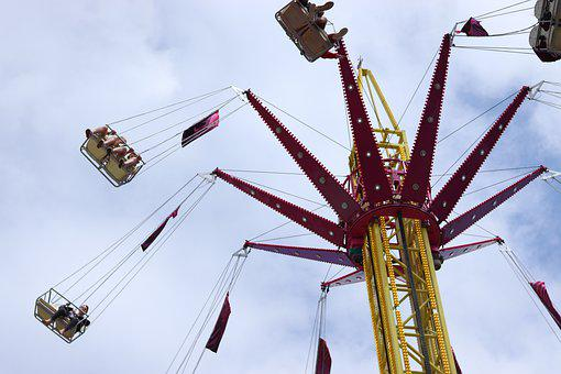 Crazy Rides, Show Grounds, Attractions, Big Event