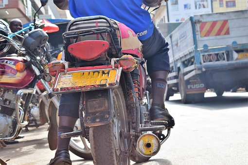 Boda Boda, Uganda, Africa, Infrastructure, Transport