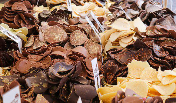 Chocolate, Chocolates, Sweet, Nibble, Confectionery
