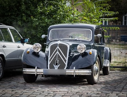 Citroen, Oldtimer, Auto, Vehicle, France, Classic