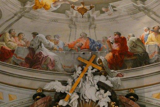 Painting, Art, Colorful, Neustift, Reached, Austria, St