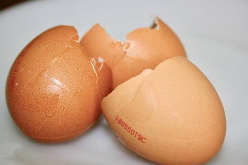 Egg, Egg Shell, Easter, Breakfast, Shell, Food, Healthy