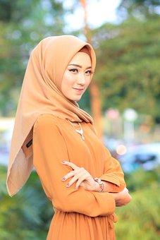 Beauty, Islamic, Muslim, Religion, Woman, Girl, Eyes