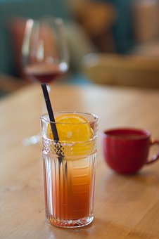 Glass, Lemon, Drink, Lemonade, Juice