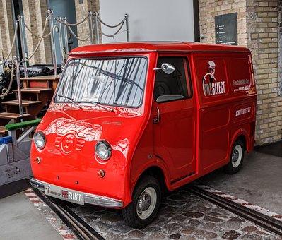 Goggomobil, Oldtimer, Transporter, Classic, Rarity, Old