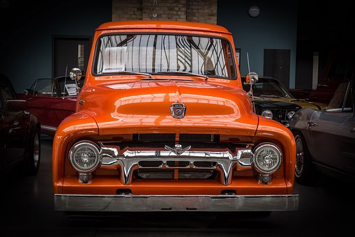 Ford, Truck, Oldtimer, Auto, Classic, Automotive, Usa