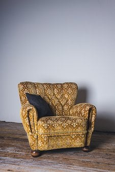 Chair, Pillow, Furniture, Design, Comfortable, Relax