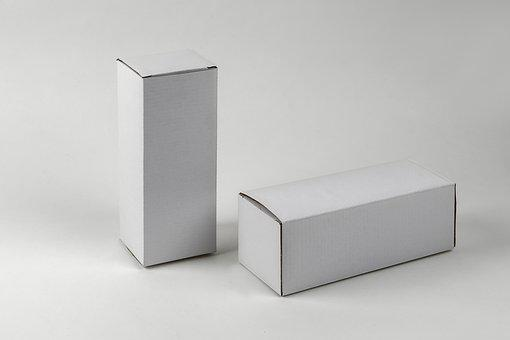 Mockup, White Boxes, Boxes, Design, Decoration, Samples