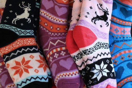 Clothing, Stockings, Socks, Wool, Hot, Winter, Fashion