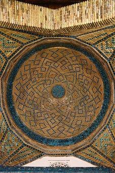 Dome, Architecture, Art, Islam, Religion, Cami