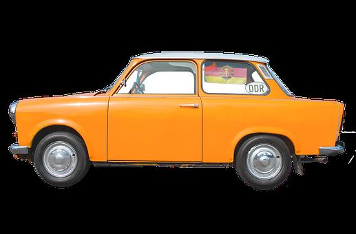 Satellite, Trabi, Ddr, Auto, Oldtimer, Vehicle, Classic