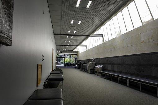 University Of Otago, University, Hallway, Corridor