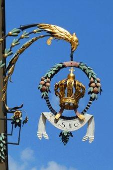 Shield, Building, Crown, History, Architecture, Culture