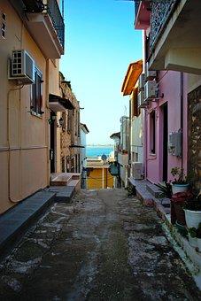 Nafplio, Greece, Sea, Mediterranean, Aegean, Hellas